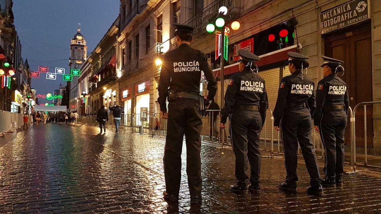 Reporta ayuntamiento de Puebla saldo blanco en fiestas patrias