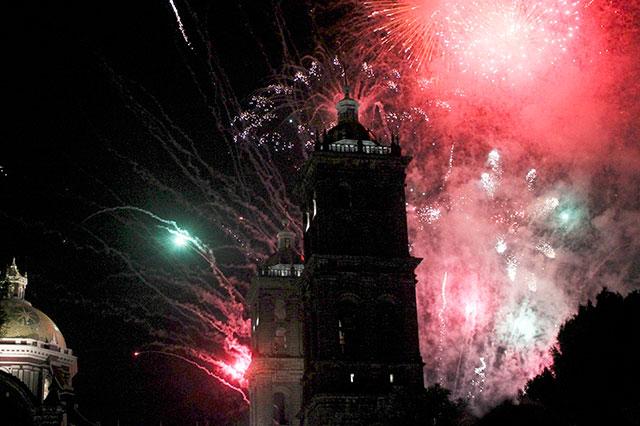 Saldo blanco dejan las fiestas, según reporte de seguridad estatal