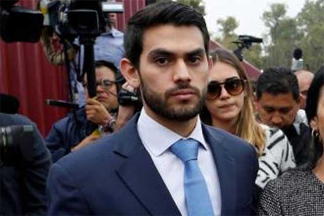 Sale de la cárcel el hijo de Guillermo Padrés, ex gobernador de Sonora