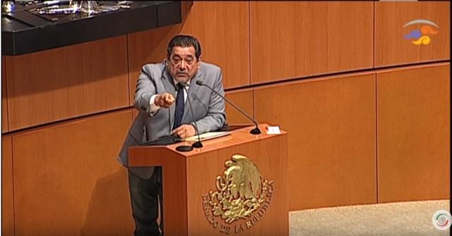 Reprocha Salgado Macedonio a Moreno Valle el fraude en Puebla