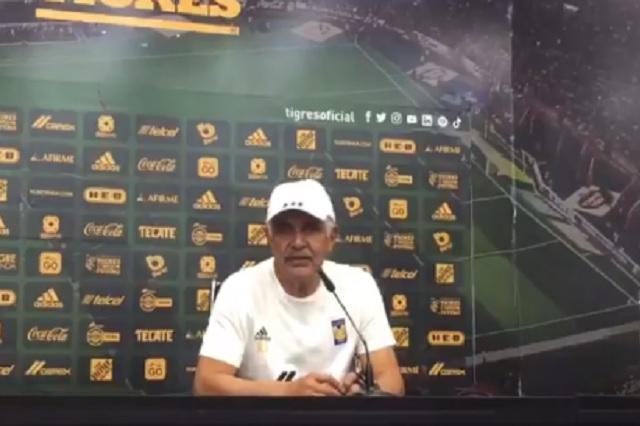 Ricardo 'Tuca' Ferretti hace oficial su salida de los Tigres UANL