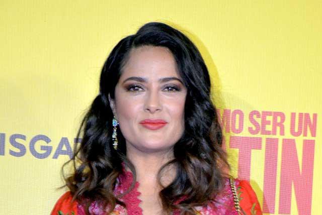 Madre de Salma Hayek desmiente que la actriz busque tener otro hijo