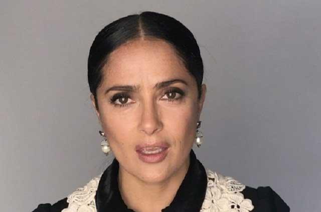 Salma Hayek donará 100 mil dólares para ayudar a damnificados por sismo