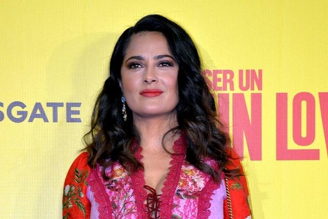 Salma Hayek revela cómo cuida la imagen de México en el extranjero
