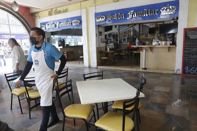 Aprepsac no se amparará por cierre de restaurantes en Puebla