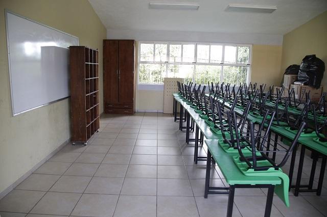 ¿No habrá regreso a clases presenciales en 2021?