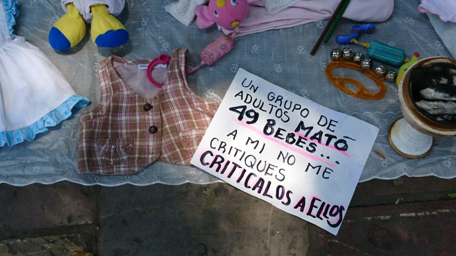 A 8 años de la tragedia en la guardería ABC realizan marcha