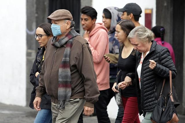 Personal con gripe o similares, que no vaya a trabajar: SEP
