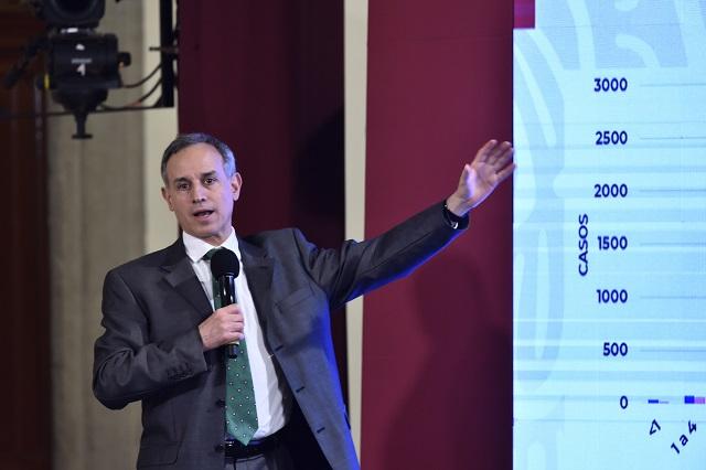Gatell elogia a Puebla por su estrategia de desconfinamiento