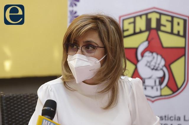 Paro de sindicato de Salud,  por reelección de su líder: Barbosa