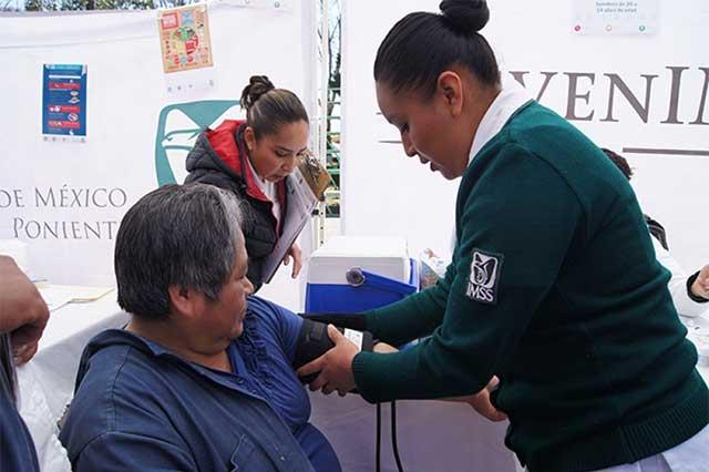 La salud importa a más de la mitad de mexicanos