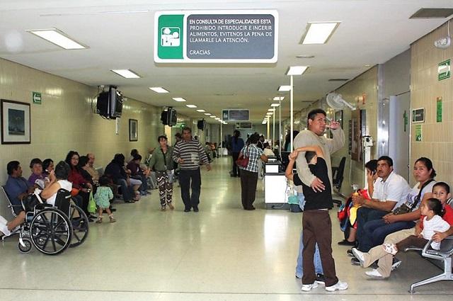 Recortaron dinero a Salud en áreas contra pandemia