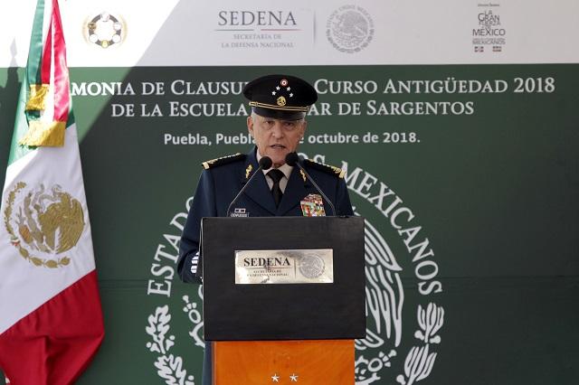 Liberan a Cienfuegos para que sea investigado en México