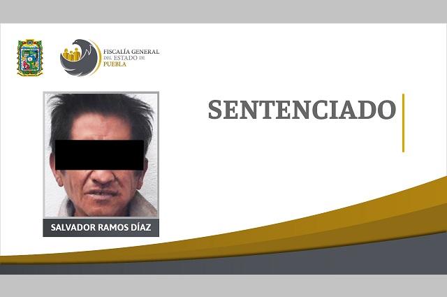 Dan 26 años de prisión a feminicida de su progenitora