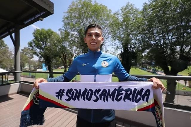 Foto: Captura de pantalla de YouTube / Club América
