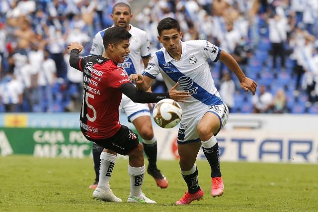 Comenzó la limpia en Puebla: Salvador Reyes, nuevo jugador del América