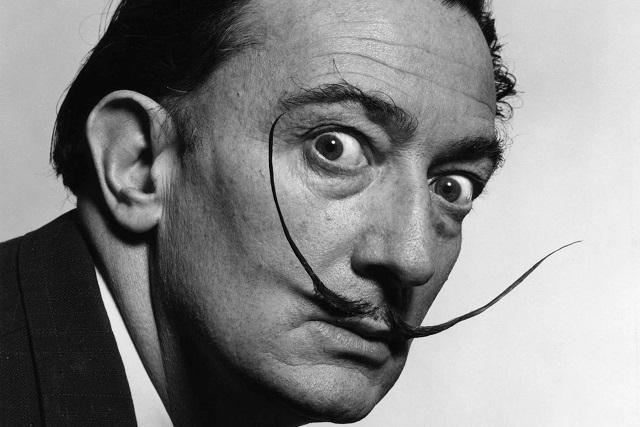 Artistas como Salvador Dalí son neuropsicólogos ingenuos