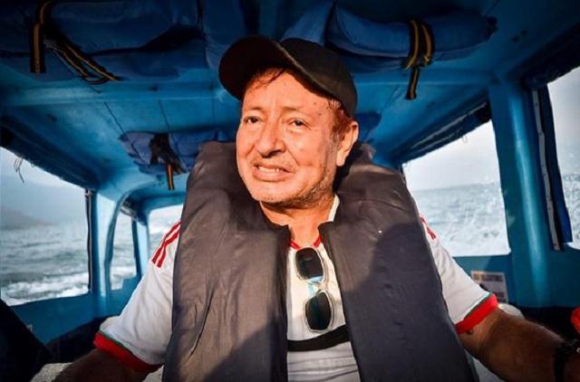 Murió Sammy Pérez tras sufrir un infarto