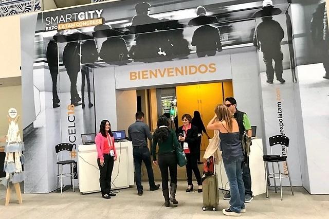 Congreso Smart City reunirá en Puebla a 13 mil participantes