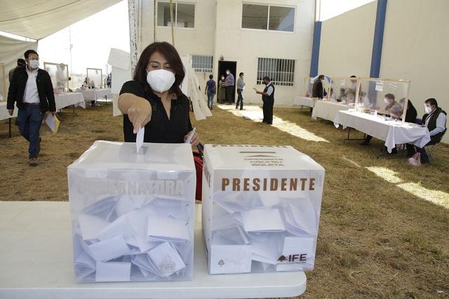 Defiende Huerta consulta del PAN; perfilan gane de Tlatehui en Cholula