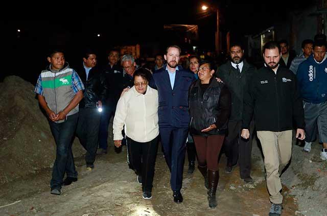 En San Baltazar Campeche se Rehabilitarán 28 calles: Banck