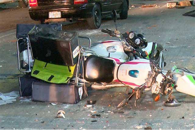 Queman patrullas y causan destrozos en intento de linchamiento en Tlaxcala