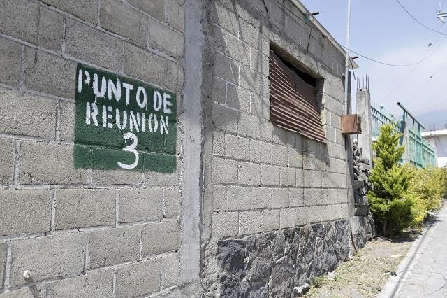 Trabajan en plataforma digital para eventual evacuación en el Popo