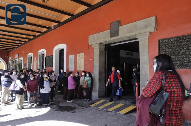 Pide de la Sierra auditoría en San Pedro Cholula