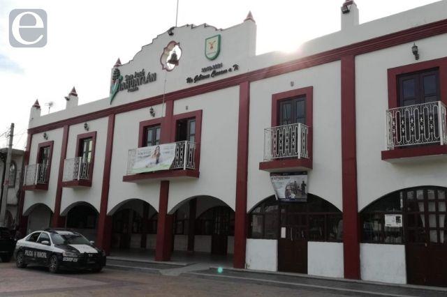 Ellos conforman el Concejo Municipal de Miahuatlán