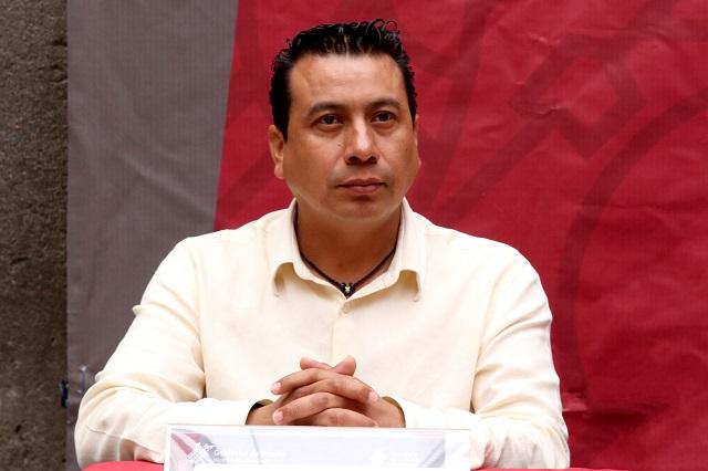 Gobierno de Puebla da la espalda a edil de San Nicolás de los Ranchos