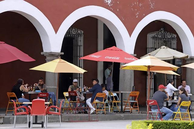 Baja al 50% llegada del turismo a San Pedro Cholula