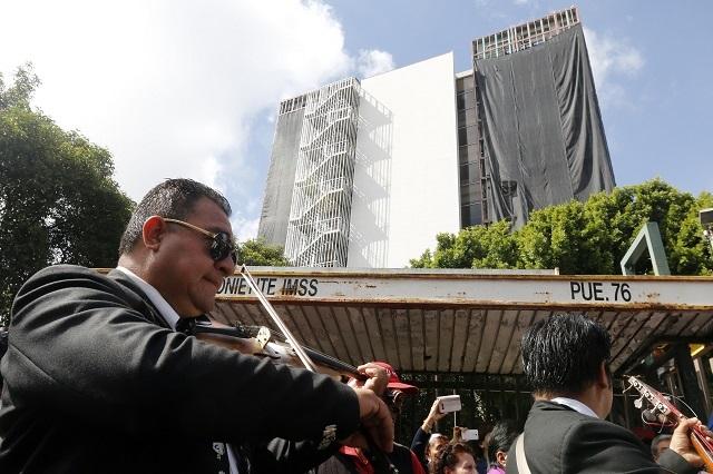 Alertan de impacto por demoler el ex hospital IMSS San Alejandro