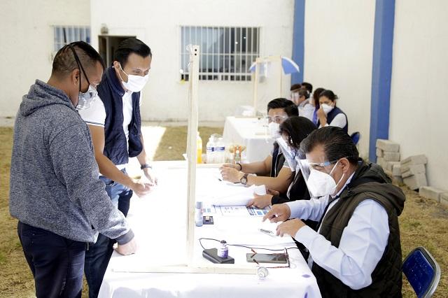 Se perfila Tlatehui como nuevo candidato del PAN en San Andrés