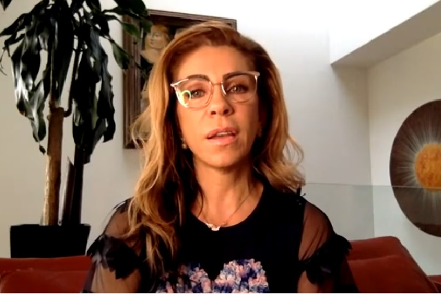 Rocío Sánchez Azuara habla de los últimos momentos de su hija