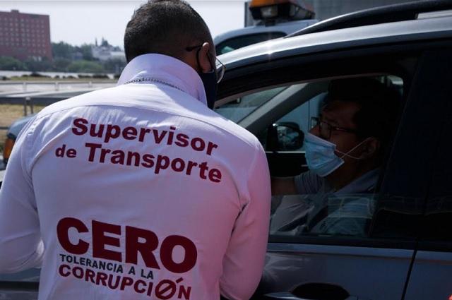 Sancionan a 445 conductores por no respetar el Hoy no circula