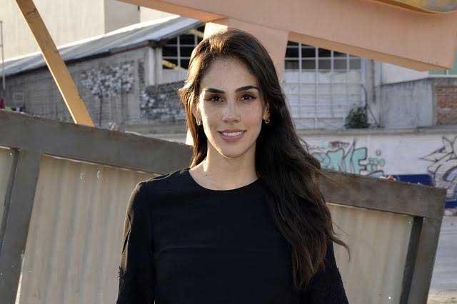 Comparte Sandra Echeverría fotos de su bebé