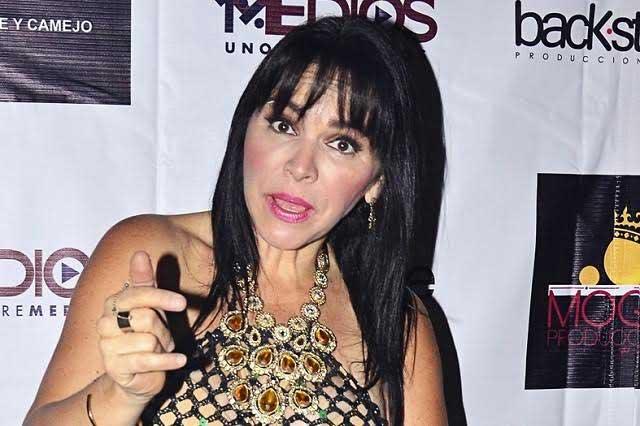 Actriz Sandra Montoya relata cómo sufrió un intento de violación