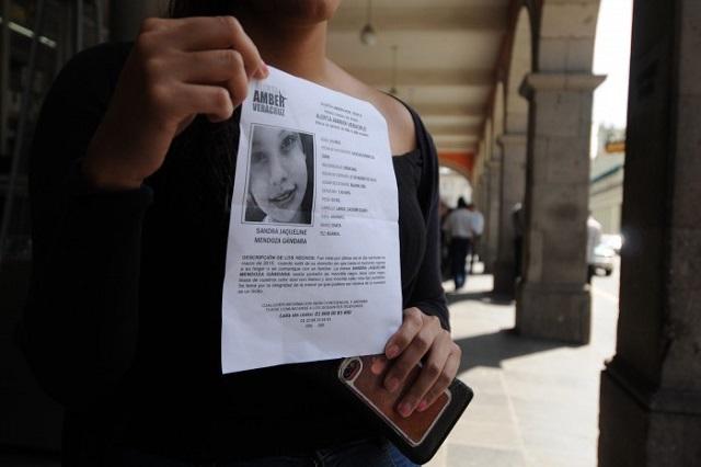 Rescatan a menor secuestrada en la 3 de Mayo