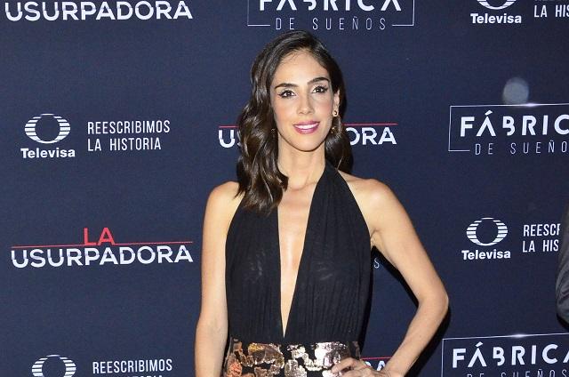 La Usurpadora le quita el sueño a la actriz Sandra Echeverría