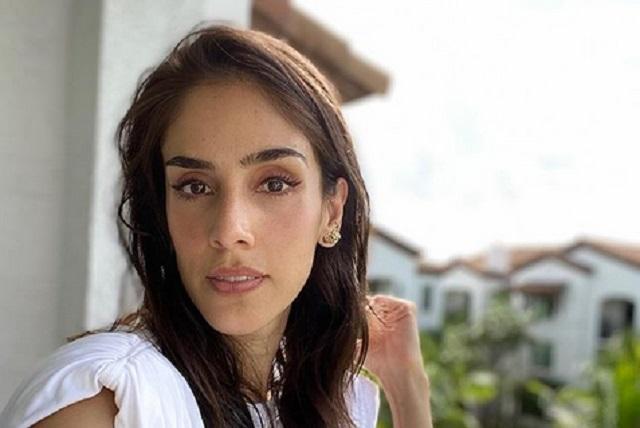 Sandra Echeverría confirma que dio positivo a Covid-19