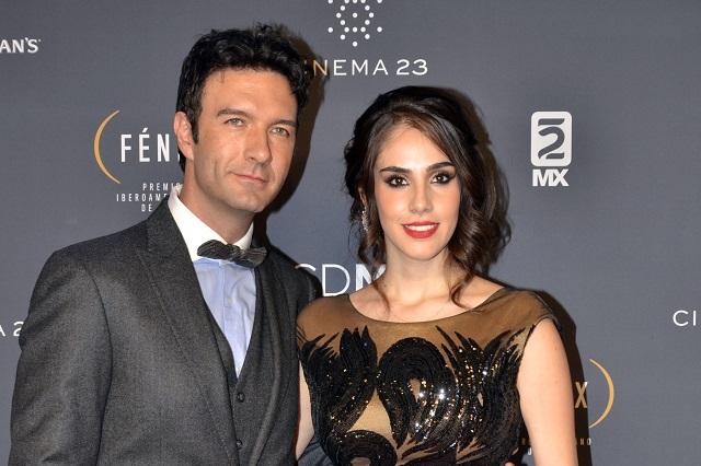 Sandra Echeverría y Leonardo de Lozanne regresan a vivir a México