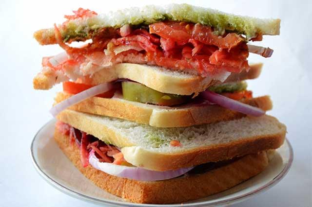 El sándwich, una tradición nacida en Inglaterra