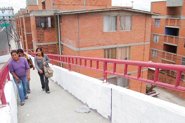 Tensión en San Ramón por presencia de Antorcha en comercio informal