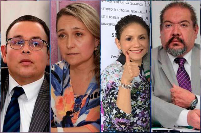 Jacinto Herrera y 3 consejeros libran sanciones por fraude electoral: INE