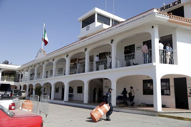 Amagan con tomar presidencia de Ocoyucan el 15 de septiembre