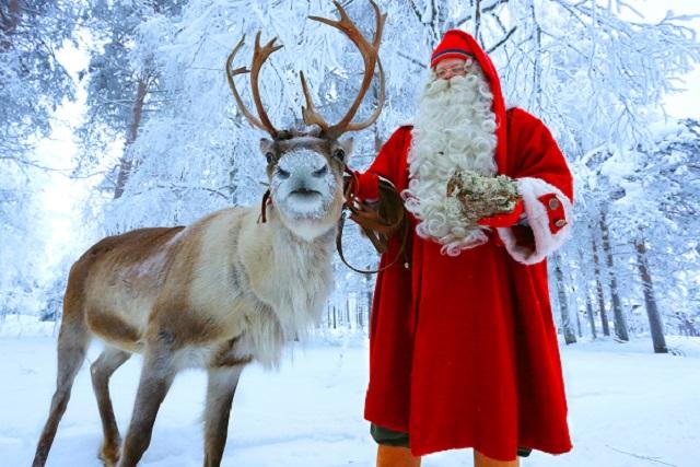 ¿Santa no llega a tu casa? Podría deberse a la escasez de renos