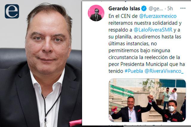 Gasta Rivera Santamaría $319 mil y se queda sin candidatura