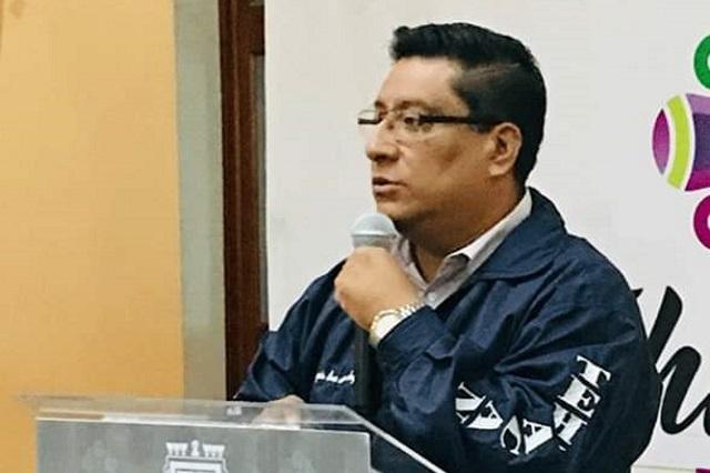 Regresa Alejandro Santamaría a dirección de PC en Tehuacán