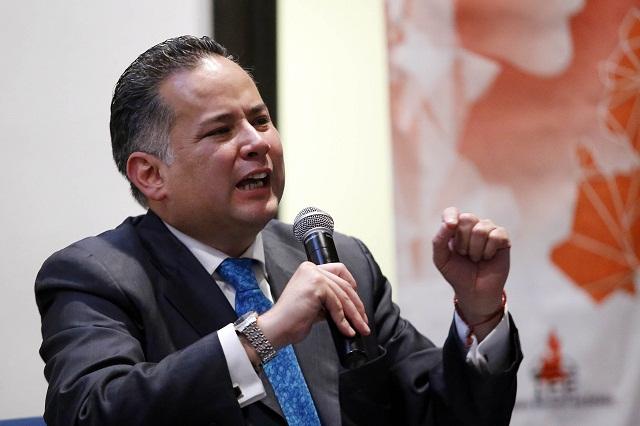 Violencia política de género debe ser delito electoral: Santiago Nieto