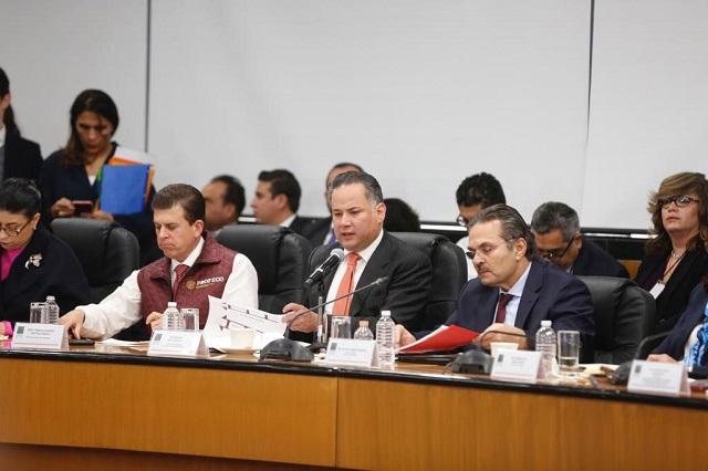 En combate a huachicoleo se ha capturado a 558 personas, dice Santiago Nieto
